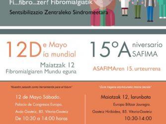 Acto de celebración del DIA MUNDIAL y 15º ANIVERSARIO de ASAFIMA