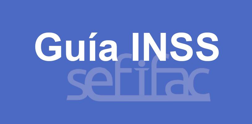 """""""Posicionamiento frente a la Guía INSS"""""""