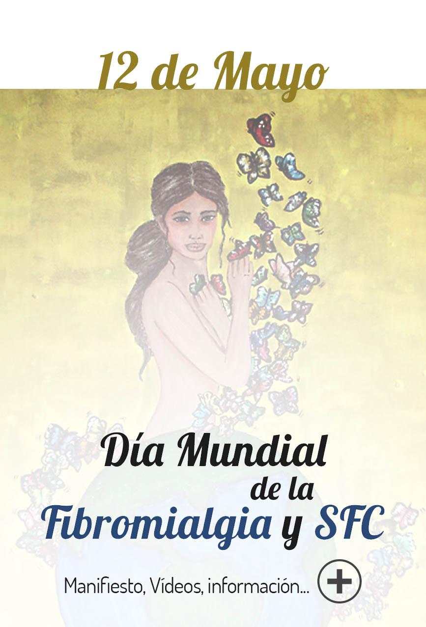 11 de mayo, dia de la fibromialgia