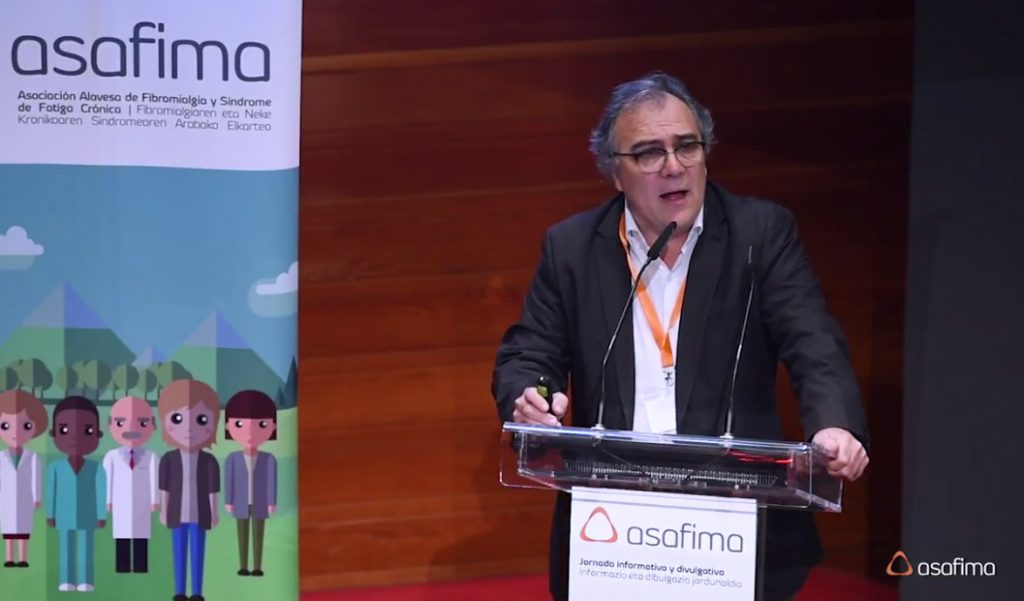 """""""Jornadas formativas profesionales del ámbito sanitario y social, organizadas por ASAFIMA."""""""
