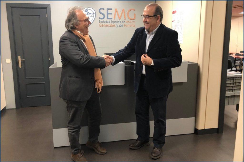 """""""SEFIFAC Y SEMG SE UNEN PARA MEJORAR EL ESTUDIO Y TRATAMIENTO DE LA FIBROMIALGIA Y EL SÍNDROME DE FATIGA CRÓNICA"""""""